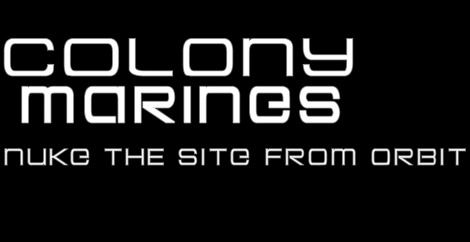 Colony Marines