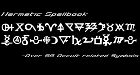 Hermetic Spellbook