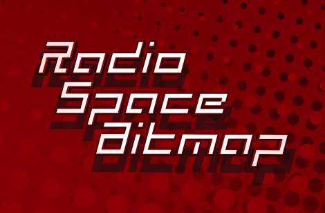Radio Space Bitmap